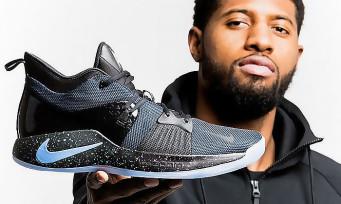 Nike PG-2 : toutes les infos sur les nouvelles baskets de Paul George
