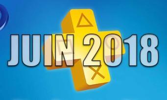 PlayStation Plus : voici la liste des jeux gratuits du mois de juin