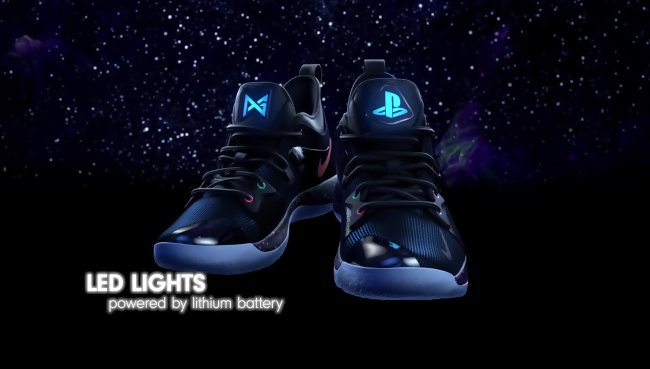 chaussure nike x playstation