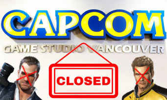 Capcom : le studio de Vancouver (Dead Rising) ferme ses portes, des licenciements massifs