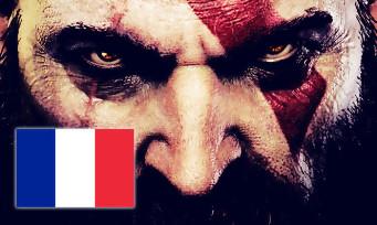 Charts France : voici les chiffres de ventes de GOD OF WAR
