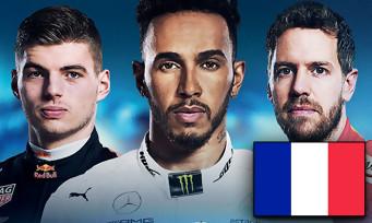 Charts France : les ventes de F1 2018