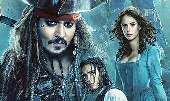 Concours Pirates des Caraïbes 5 : des films et des goodies à gagner