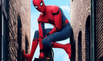Concours Spider-Man Homecoming : des Blu-ray et des DVD à gagner