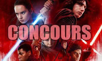 Concours Star Wars Les Derniers Jedi : plein de goodies à gagner !