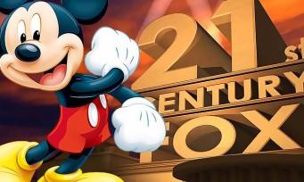 Disney rachète la Fox, les X-Men bientôt dans l'univers Marvel