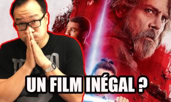 Star Wars 8 Les Dernier Jedi : un film inégal ? Notre critique ciné !