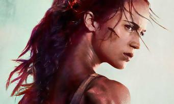 Tomb Raider Le Film : un 2ème trailer avec Alicia Vikander