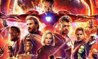 Avengers Infinity War : le dernier trailer qui donne des frissons