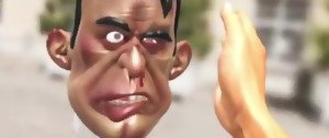 Je t'offre une Valls : le jeu qui permet de gifler Manuel Valls refait surfac