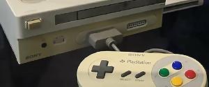 La Super Nintendo PlayStation en photos sous toutes les coutures