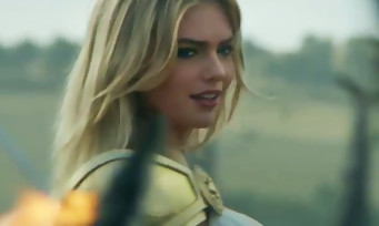 Game of War Fire Age : le jeu mobile qui se paye Kate Upton
