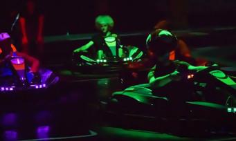 BattleKart : trailer du circuit qui imite Mario Kart en réalité