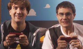La Cartouche : le court-métrage de Cyprien rend hommage à Nintendo