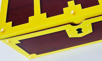 Wootbox : JEUXACTU déballe la box du mois d'avril aux couleurs de Zelda