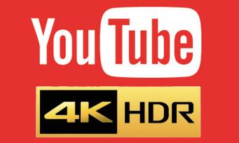 YouTube supporte désormais les vidéos en HDR et Wide Color !