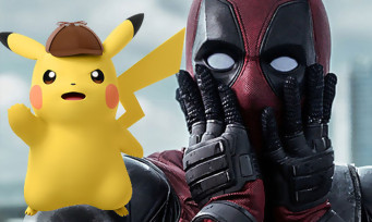Détective Pikachu le film : Deadpool sera la voix de Pikachu