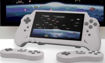 16BIT POCKET HDMI : une Super Famicom portable annoncée au Japon