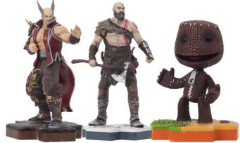 Totaku : des figurines aux couleurs des personnages cultes de Playstation
