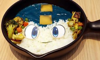Mega Man Café : voici tous les plats que l'on peut déguster