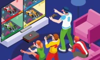 Le marché du jeu vidéo en France atteint un chiffre d'affaires record en 2017