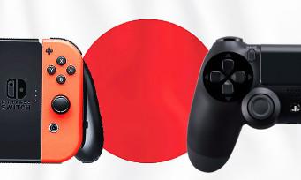 Japon : voici les 100 jeux les plus vendus de 2018 sur l'archipel !