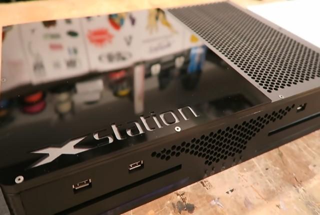 Voici la xstation une console hybride qui est la fusion - Meilleur console entre xbox one et ps4 ...