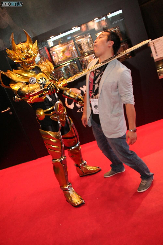 D Printing Exhibition Japan : Japan expo le meilleur du cosplay en photos