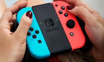 Nintendo : la Switch dépasse les 10 millions d'exemplaires vendus