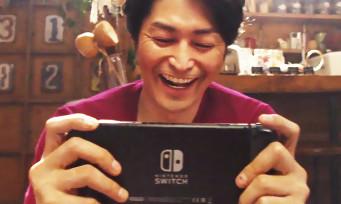 Switch : voici les premières pubs japonaises consacrées à la console