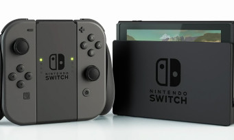 """Nintendo Switch : vidéo d'explication du bouton """"Home"""""""