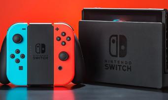 Nintendo Switch : des chiffres de vente impressionnants