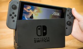 Switch : les joueurs utilisent autant la console dehors qu'en salon