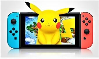 Switch : la date de sortie de Pokémon et Super Smash Bros.