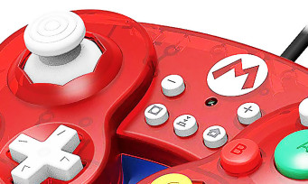 Nintendo Switch : 3 manettes GameCubes Mario, Zelda et Pokémon !
