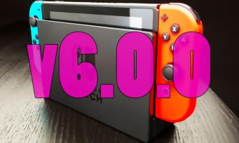 Nintendo Switch : découvrez toutes les nouveautés de la mise à jour 6.0.0