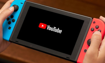 Nintendo Switch : YouTube est enfin disponible sur la console