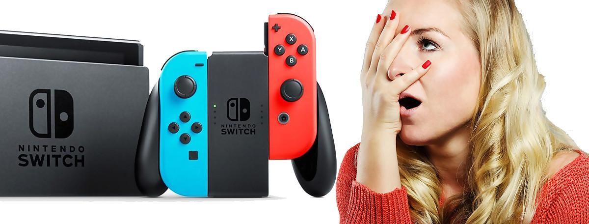 La Nintendo Switch est-elle vouée au même échec que la Wii U ?