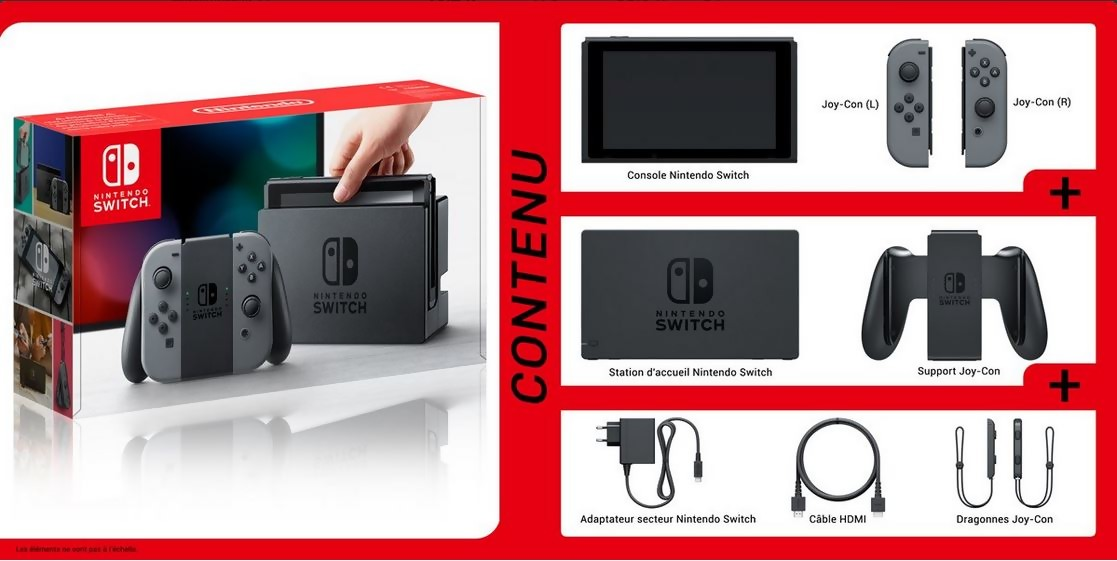 nintendo switch prix en france bundles et contenu de la. Black Bedroom Furniture Sets. Home Design Ideas