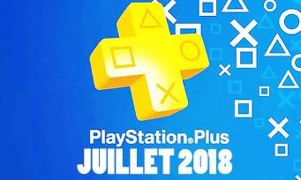 PlayStation Plus : les nouveaux jeux annoncés avec un classique de Quantic Dream