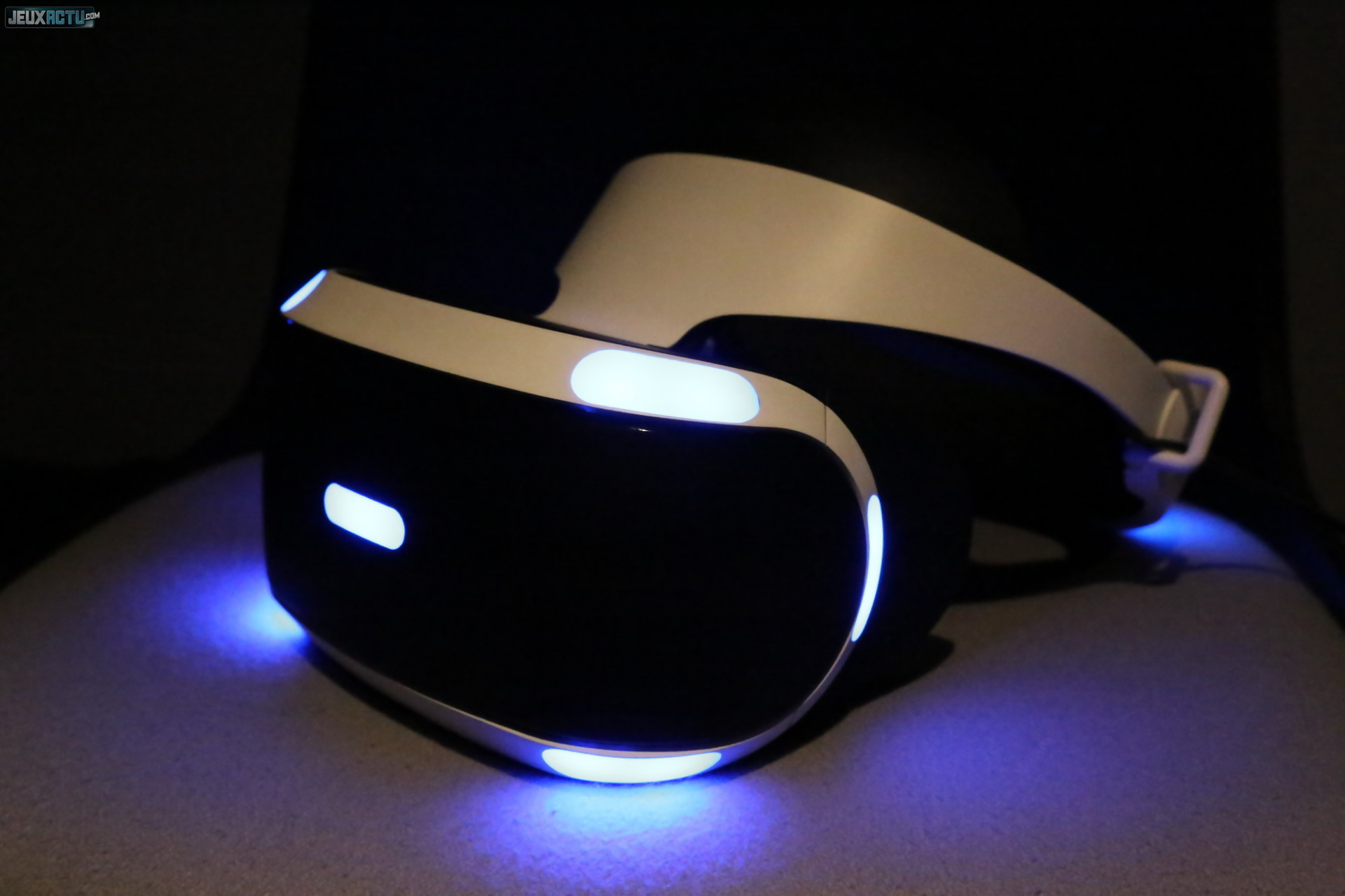 project morpheus on a test le nouveau casque et les. Black Bedroom Furniture Sets. Home Design Ideas