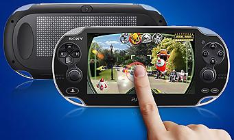 Sony abandonne la ps vita - Ps vita test de la console ...