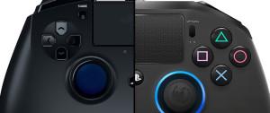 Razer et Nacon présentent leurs manettes PS4 officielles