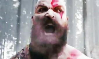 PS4 : du GOD OF WAR dans la nouvelle pub télé consacrée à la console