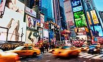 PS4 : Time Square aux couleurs du PlayStation Meeting !