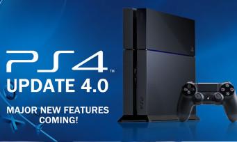 PS4 : les nouveautés de la mise à jour 4.0 expliquées en vidéo
