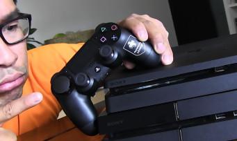 PS4 Slim : notre unboxing de la console avec une manette surprise !
