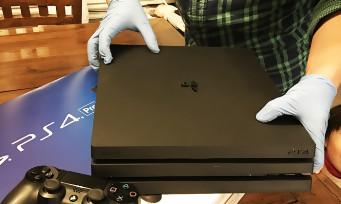 PS4 Pro : on vous fait l'unboxing de la console 4K HDR de Sony