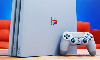 PS4 20th Anniversary : des versions PRO et SLIM existent, la vidéo !