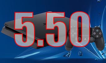 PS4 : téléchargez la mise à jour 5.50, voici toutes les nouveautés